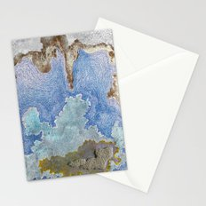 Implosion Stationery Cards