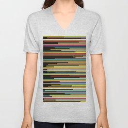 Color Shift Unisex V-Neck