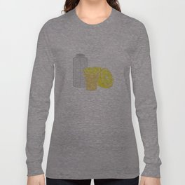 Salt, lemon and tequila Long Sleeve T-shirt