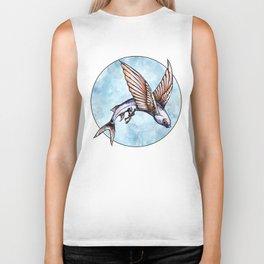 Flying Fish Biker Tank