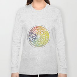 Rosace Long Sleeve T-shirt