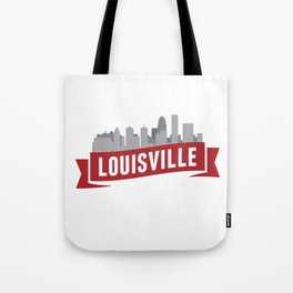 City of Louisville Tote Bag