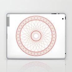 Anime Magic Circle 13 Laptop & iPad Skin
