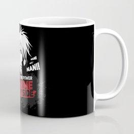 God And Anime Lover Manga Otaku Fandom Tees & Gift Coffee Mug