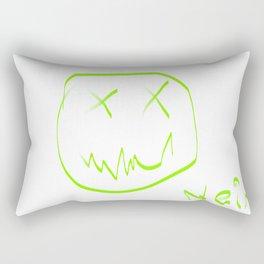 minimalism, nein, design simple, unic, big, art, graphic desing Rectangular Pillow