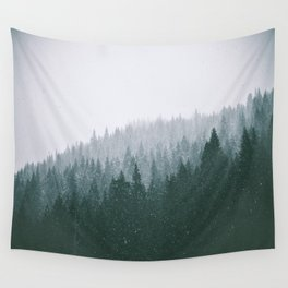 Winter VII Wall Tapestry