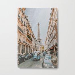 Paris VII Metal Print