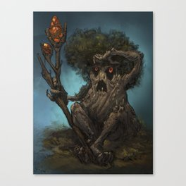 treeking Canvas Print