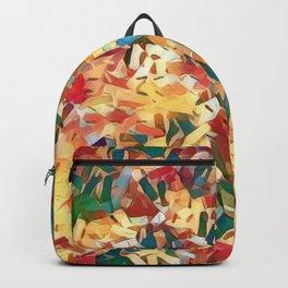 Autumn Confetti Backpack