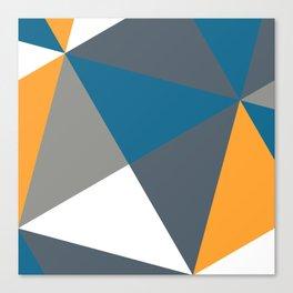Vermillion Slate Canvas Print