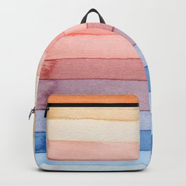 Painted stripes Backpack