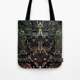Rainbow Warrior Tote Bag