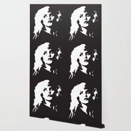 Blondie, Music Legend, Black, White, Cinema, Art, Author, Song Writer, Musician, Punk, Wallpaper