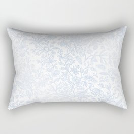 Flower Style Pattern XXXIV Rectangular Pillow
