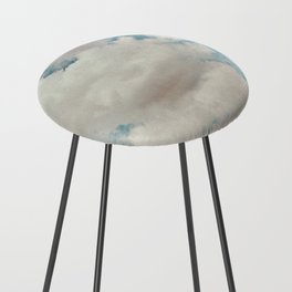 January Clouds Counter Stool