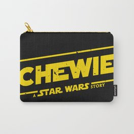 Chewie Story Carry-All Pouch