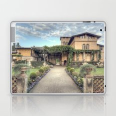 Roman Baths Laptop & iPad Skin