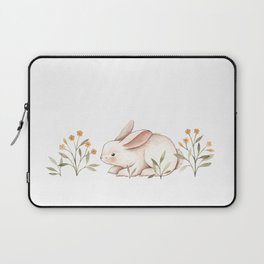 Blossom Bunny Laptop Sleeve