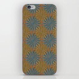3D Spirals iPhone Skin