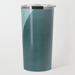 Double Wave Travel Mug