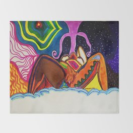 Rise Throw Blanket