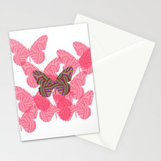 Butterfly Rainbow Stationery Cards