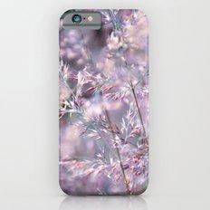 colourful grasses iPhone 6s Slim Case