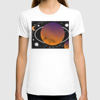 planets T-shirts featuring planets by lescapricesdefilles