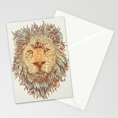 The Blue-Blooded and the Brave Stationery Cards