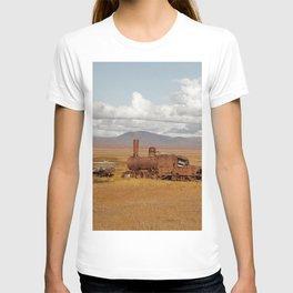 Train Going Nowhere T-shirt