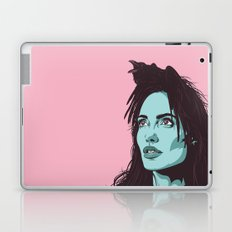 Queen of the Ravens Laptop & iPad Skin