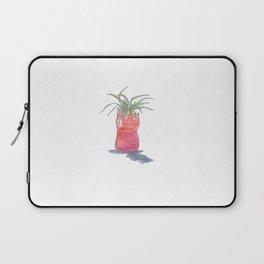 Tillandsia in orange Laptop Sleeve