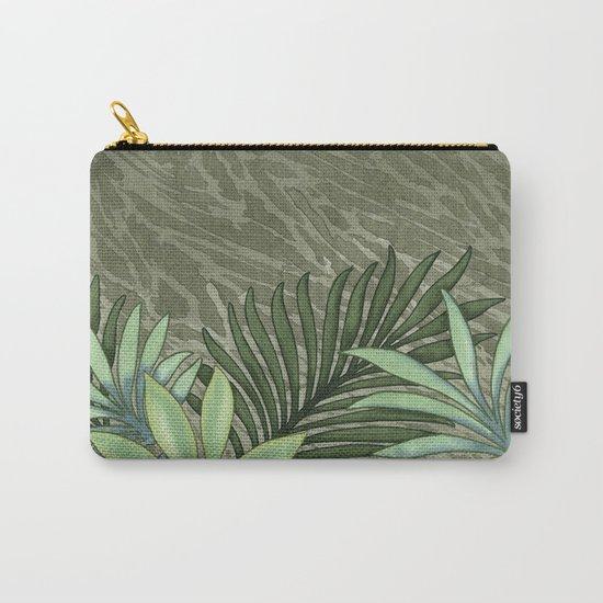 A Run Through the Jungle Carry-All Pouch