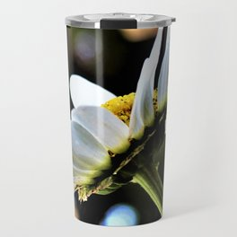 Flower No 4 Travel Mug