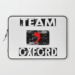 Team Oxford Laptop Sleeve