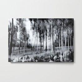 Phantasmagorical Forest 2 Metal Print