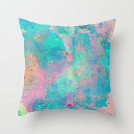 HAND-PAINT Throw Pillow