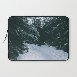 Winter Trails Laptop Sleeve
