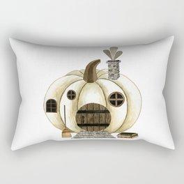 pumpkin home Rectangular Pillow