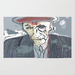 William S. Burroughs Rug