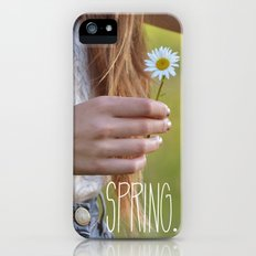 Waiting for Summer iPhone (5, 5s) Slim Case