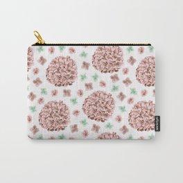 Rosette Bouquet Carry-All Pouch