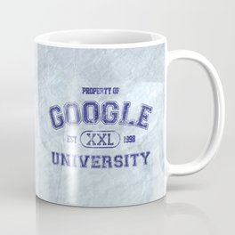 Google University Coffee Mug