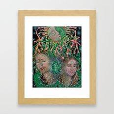 Thanks for Choosing Us Framed Art Print