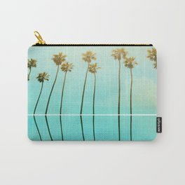 Palm Reflections Carry-All Pouch
