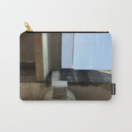 Cityscape Looking Up Carry-All Pouch
