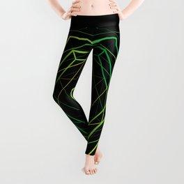 Vegan Geometry Leggings