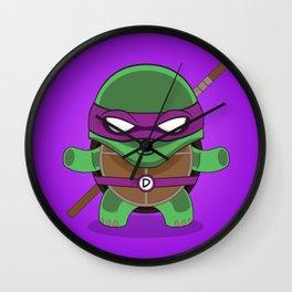 Donatello Wall Clock