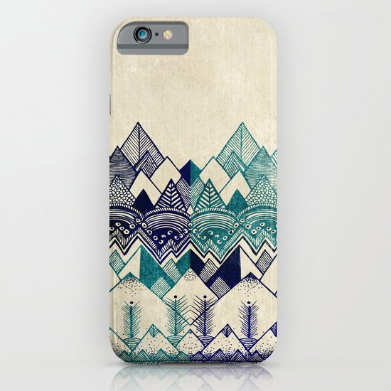 Two Worlds iPhone & iPod Case
