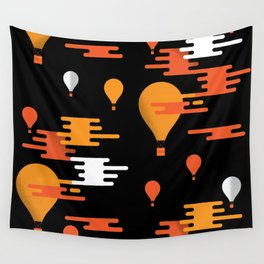 Travel - Hot Air Wall Tapestry